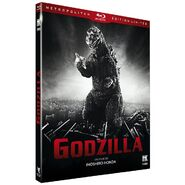 Godzilla 1954 blu-ray