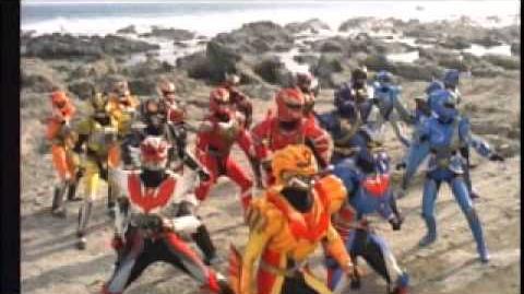 Super Fleet Sazer-X the Movie: Fight! Star Soldiers