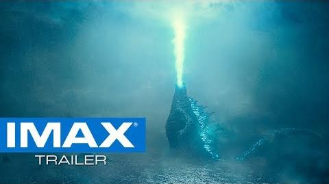 Godzilla King of the Monsters IMAX® Trailer