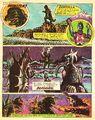 ROBOTMAN, Godzilla, Megalon and BORODAN