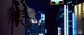 Godzilla vs. Megaguirus - Meganula gets out of the Meganulon skin