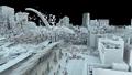 Shin Godzilla - Before & after CGI effects - 00214
