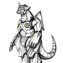 Concept Art - Godzilla Against MechaGodzilla - Kiryu 34.png