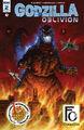 GODZILLA OBLIVION Issue 2 1st Print Comics Exclusive CVR