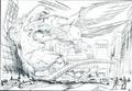 Archaeopteryx vs. Godzilla