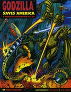 Godzilla Saves America- A Monster Show-Down in 3-D