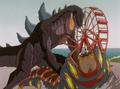 Zilla Junior vs Megapede