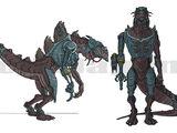 Cyber-Godzilla/Gallery