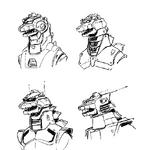 Concept Art - Godzilla Against MechaGodzilla - Kiryu 22.png