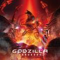 Godzilla City on the Edge of Battle - Original Soundtrack cover - XAI theme cover