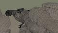 Shin Godzilla - Before & after CGI effects - 00123