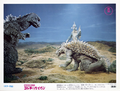 Godzilla vs. Gigan Lobby Card Japan 3