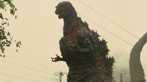 Godzilla Resurgence - 『シン・ゴジラ』 - official trailer (2016)