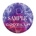 Godzilla City on the Edge of Battle - Godzilla Earth can badge