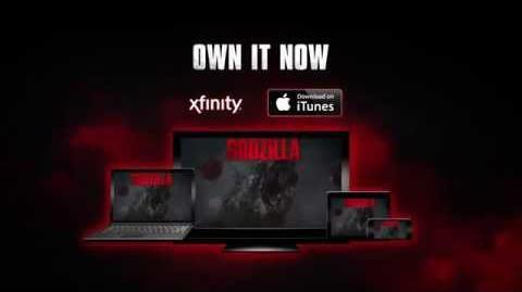 Godzilla - TV Spot 4 - Available Now on Digital HD