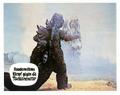 Godzilla vs. Hedorah Lobby Card Germany 9