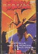 Godzilla 9-Monster aus dem All 3