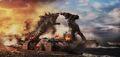 Godzilla vs Kong image from Adam wingard Instagram