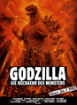 The Return of Godzilla Poster Germany 1