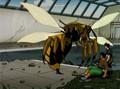 Mutant Bee worker