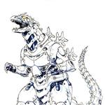 Concept Art - Godzilla Against MechaGodzilla - Kiryu 53.png