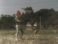 Go! Greenman - Episode 3 Greenman vs. Gejiru - 15