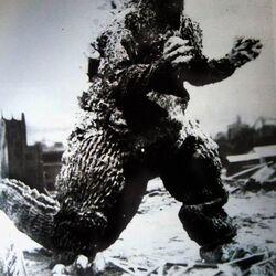 Showa era - Kaiju