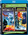 Godzilla Movie DVDs - TOHO GODZILLA COLLECTION Godzilla vs. MechaGodzilla II and Godzilla vs. SpaceGodzilla -Sony-