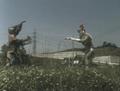 Go! Greenman - Episode 3 Greenman vs. Gejiru - twenny wan