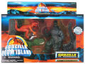 Godzilla island godzilla vs dinos