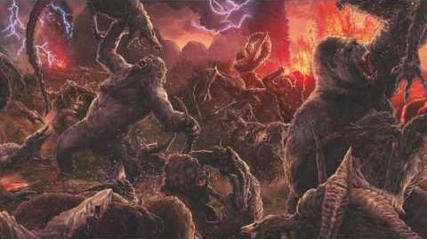 Skull Island Birth of Kong Comic Trailer