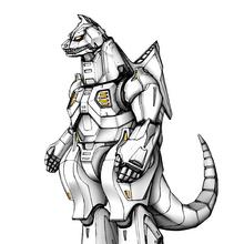 Concept Art - Godzilla Against MechaGodzilla - Kiryu 35.png