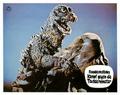 Godzilla vs. Hedorah Lobby Card Germany 2