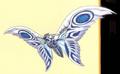 Concept Art - Rebirth of Mothra 3 - Armor Mothra 8