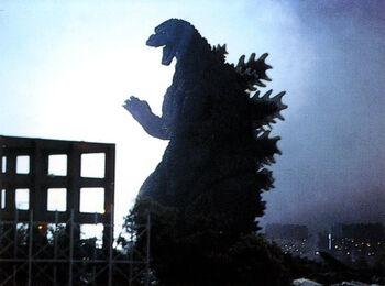 Godzilla(rebirth)
