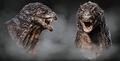 Concept Art - Godzilla 2014 - Godzilla 13