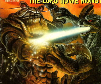 The Lord Howe Monster in