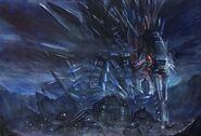 Mechagodzilla anime