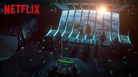Godzilla Planet of the Monsters - Netflix Japan Trailer