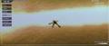 Godzilla vs. Megaguirus - Meganula is spotted