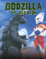 Godzilla vs. Megalon Madman DVD Cover