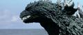 Godzilla vs. Megaguirus - Godzilla side view