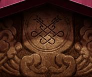 Shiva Mansion Ashihara Symbol