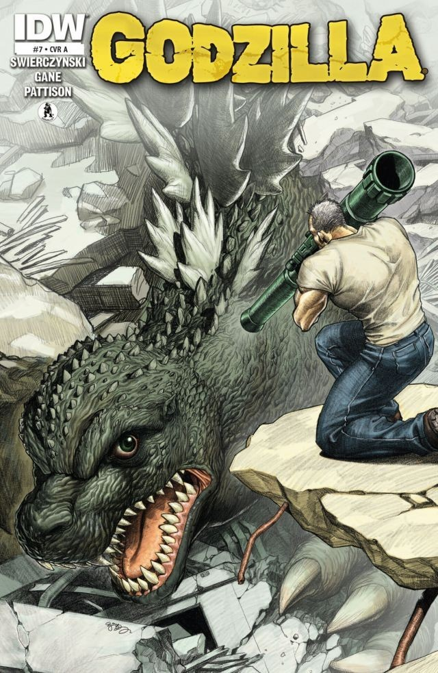 Godzilla: Ongoing Issue 7