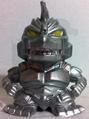 Bandai Godzilla Chibi Figures - MechaGodzilla