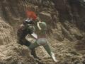 Go! Greenman - Episode 3 Greenman vs. Gejiru - 39