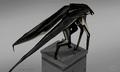 Concept Art - Godzilla 2014 - Winged MUTO 6