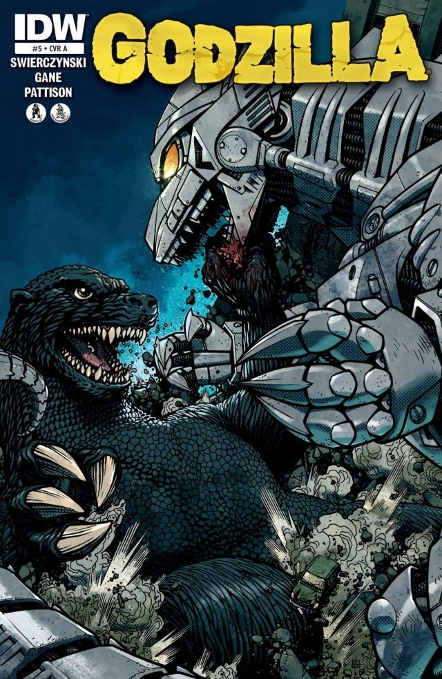 Godzilla: Ongoing Issue 5