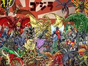 Godzilla monsters in deviantart.jpg