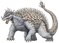 Concept Art - Godzilla Final Wars - Anguirus 1